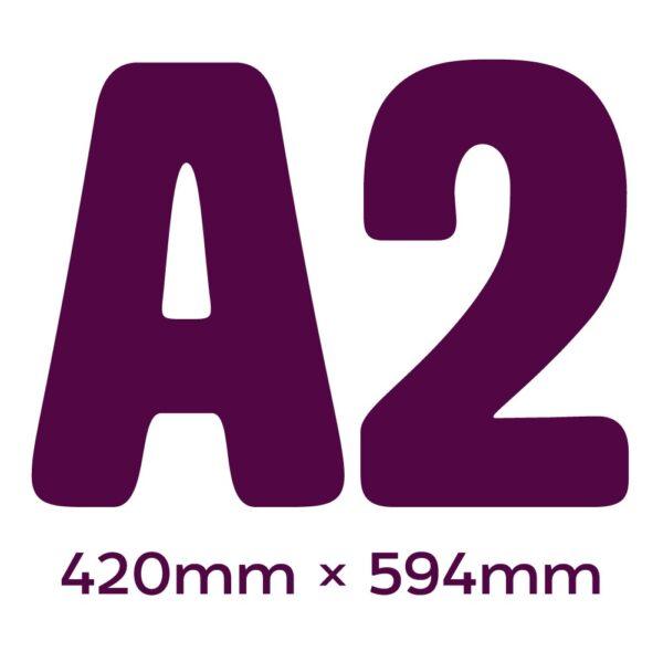 A2 - 420mm x 594mm 1